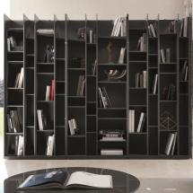 originální knihovna, moderní knihovna