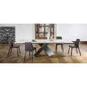 jídelní stůl, moderní jídelní stůl, rozkládací jídelní stůl, italský design