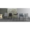 Jídelní židle z rodiny Filly od značky Bonaldo jsou zajimavým designovým doplňkem do soukromých i restauračních prostor. Na výběr je několik variant, takže lze vybavit celý prostor, od barovky až k pohodlnému křesílku.