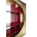 zlatá designová knihovna