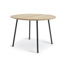 lehký stůl ze dřeva