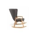 houpací křeslo, moderní křeslo, křeslo pro venkovní použití, zahradní křeslo, zahradní nábytek