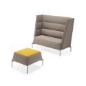 pohodlné křeslo, křeslo do čekárny, kancelářský nábytek, designový nábytek, italský nábytek