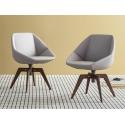 čalouněné křeslo, jídelní židle, moderní, elegantní židle, moderní pohodlné křeslo