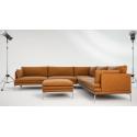 Pohovka William od značky Zanotta je opravdu povedený designový kousek. Pohovka zaručí maximální pohodlí v kombinaci, kterou si sami vyberete. Jedná se o modulární sedací soupravu a pokud si k sestavě vyberete i stejné designové křeslo, tak budete mít kom