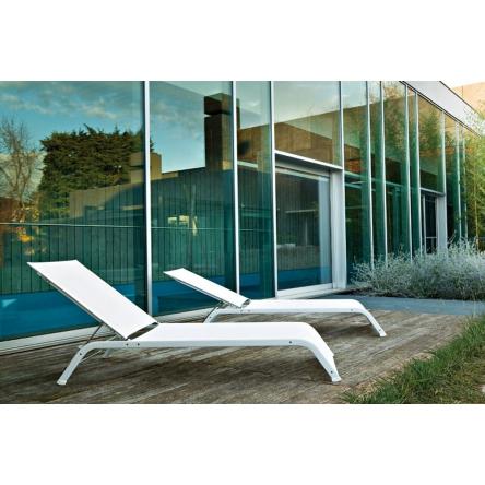 zahradní lehátko, venkovní lehátko, lehátko na terasu, venkovní nábytek, outdoor nábytek